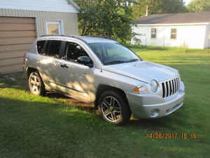 2009 Jeep Compass Familiale