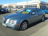 2006 JAGUAR S TYPE 2.7d V6 SE Diesel Automatic From GBP7,995 + Retail Package