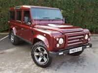 2015 65 LAND ROVER DEFENDER 2.2 TD XS UTILITY WAGON 1D 122 BHP DIESEL
