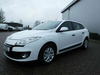 Renault Megane 1.5DCi Grand Tour Left Hand Drive(LHD)