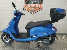 SYM FIDDLE 125cc E5 Modern Retro Classic Scooter Moped Learner Legal