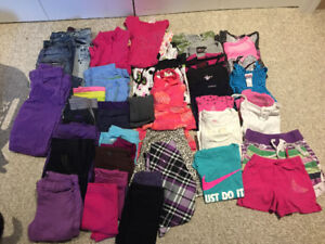 Lot of Girls clothes for sale - size 7-8