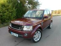 Land Rover Discovery 4 3.0SD V6 (255bhp) SE Tech (s/s) Station Wagon 5d 2993cc A