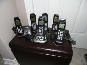 Panasonic Cordless Phones 6.0