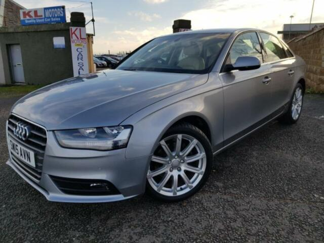 2015 - Audi A4 1 8 TFSI SE Technik Multitronic - 1 OWNER - FSH | in  Kirkcaldy, Fife | Gumtree