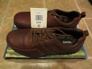 Brand New Size 12 Leather Shoes (still with tags)