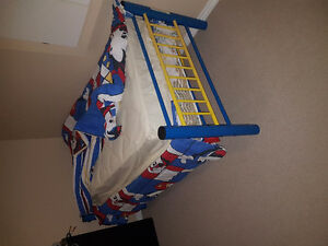 MOVING OUT SALE! BUNK BED AND MATRESSES WILLING TO TAKE OFFERS