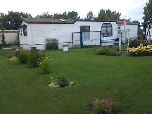 Move in Ready Modular Home  near Camrose (No Lot Rent)