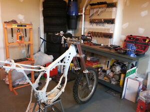 Dirt Bike Repairs and Rebuilds! Cheap