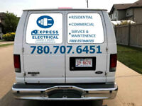 24/7 Affordable master electrician save $50 first service call
