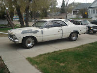 WANTED CHEVELLE