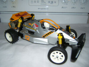 VINTAGE RARE 1988 TAMIYA SONIC FIGHTER RC