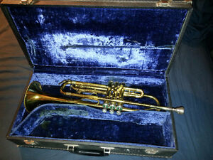 King 600 Student Trumpet