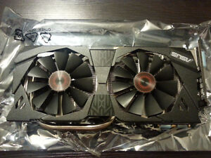 Asus Strix GTX 970 Graphics Card for $325
