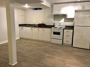 NEWLY RENOVATED 2BR BASEMENT APP (Vaughan)