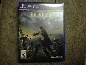 Final Fantasy 15  PS4 Used