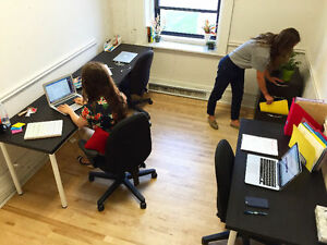 Notman House: 4-8 Person Offices for Startups