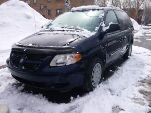 Dodge carvan 2004.