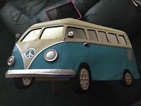 Metal Wall Art - Campervan