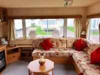 Static Caravan Nr Clacton-on-Sea Essex 2 Bedrooms 6 Berth Brentmere Ashby 2002
