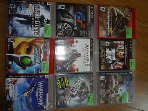 PS2 + PS3 Games Kitchener / Waterloo Kitchener Area image 1