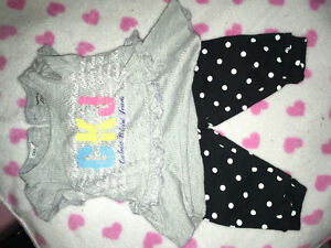 Baby girl clothes 0-3& 3-6months
