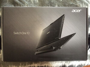 Acer One 10 Switchbook - unopened