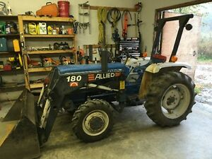 1700 Ford Tractor