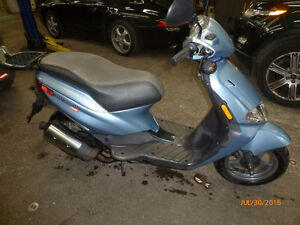 2005 Derbi Atlantis Scooter