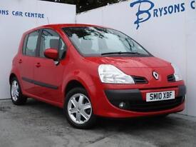 2010 10 Renault Modus 1.6 VVT ( 111bhp ) Auto Dynamique for sale in AYRSHIRE
