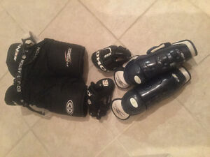 Stench Free Used Junior Hockey Equipment