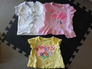 Size 12 Month Girl Clothes Lot #2