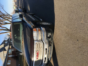 2005 gmc extended cab 4x4