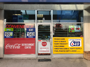 Convenience Store For Sale *In Vaughan*