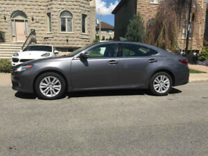 2013 Lexus ES BACKUP CAMERA + DRIVER SEAT MEM*Premium Pkg* Sedan