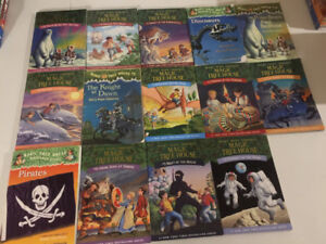 Magic Tree House Book Lot of 14 softcover books