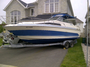 Currently in indoor storage! Searay 270 Sundancer for sale.