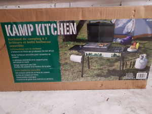 Kemp kitchen 3 burner