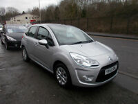 CITROEN C3 1.4i MANUAL PETROL FIVE DOOR HATCHBACK VTR+ ONLY 29,000 MILES