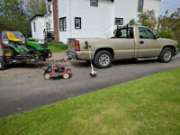 Lawn Mowing Service - Truro/Bible Hill/ Valley Area