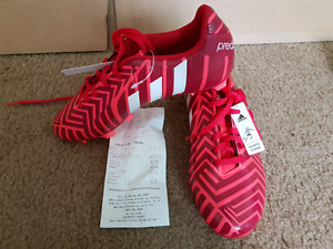 Brand new adidas soccer shoes