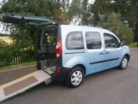 2011 Renault Kangoo EXTREME AUTO WHEELCHAIR ACCESSIBLE VEHICLE 5 door Wheelch...