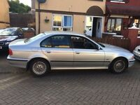 1998 bmw 523i with 11 months mot
