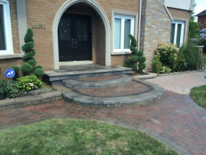 Affordable interlocking and landscaping service in GTA