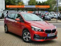 2018 BMW 218I SE GRAN TOURER Auto Estate Petrol Automatic