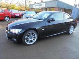 BMW 320D M Sport 181 Coupe. From £202.95 per month.