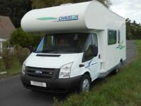 Chausson Flash S3 6 Berth, 6 Seat Belts Motorhome For Sale