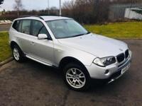 2008 BMW X3 2.0 20d SE SUV 5dr Diesel Automatic (178 g/km, 177 bhp)