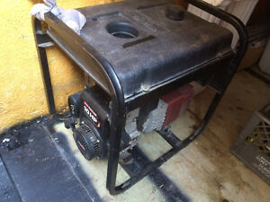5000 watt Coleman portable gas generator in amazing shape Windsor Region Ontario image 2
