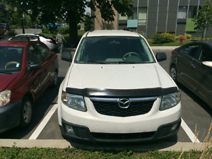 Mazda tribute 2009 for sale excellent condition, manual